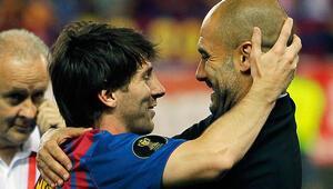 Guardioladan Messi açıklaması Transfer...