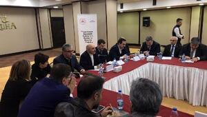 Türkiye'nin gelecek vizyon çalıştayı Şanlıurfa'da yapıldı