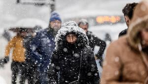 Hafta sonu hava nasıl olacak Kar yağacak mı 8-9 Şubat hava durumu tahminleri
