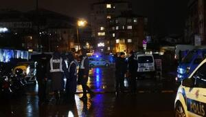 Kadıköyde sokakta yürüyen kişiye silahlı saldırı