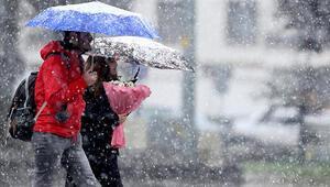 İstanbulda kar ne kadar sürecek İşte meteorolojiden gelen son bilgiler