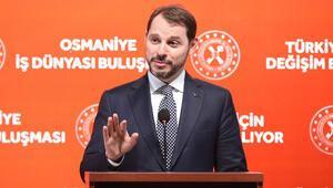 Bakan Albayrak: 2020de de enflasyonla mücadelede önemli adımları hayata geçireceğiz
