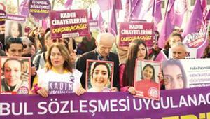 Kadınlardan İstanbul buluşması