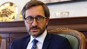 İletişim Başkanı Fahrettin Altun Türkiye-Suriye medya buluşmasında konuştu