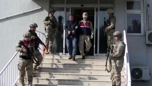 PKKlı teröristlere ilaç gönderiyordu... Tutuklandı