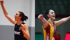 Vestel Venus Sultanlar Liginde derbi heyecanı Fenerbahçe ile Galatasaray...