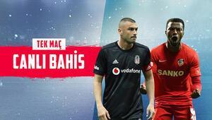 Beşiktaş, Sergen Yalçınla ilk kez Vodafone Parkta iddaa oynayanların %44ü...