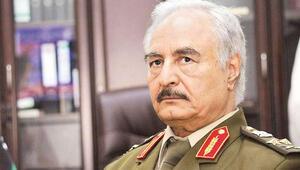 BAE, Hafter milislerini havadan tahkime devam ediyor