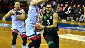 Gaziantep Basketbol: 77 - Darüşşafaka Tekfen: 86