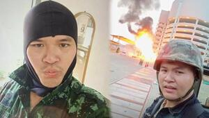Son dakika haberi: Taylandda bir asker kalabalığa ateş açtı