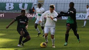 Konyaspor 0-0 Denizlispor (Maç Özeti)