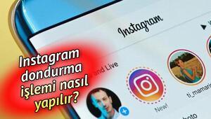 Instagram hesabı nasıl dondurulur Türkçe instagram dondurma linki ve detaylar