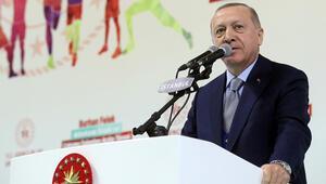 Son dakika haberler... Cumhurbaşkanı Erdoğan müjde dedi ve ekledi: 7 gün 24 saat açık olacak