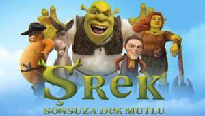 Shrek: Sonsuza Dek Mutlu filminin konusu nedir Shrek: Sonsuza Dek Mutlu seslendirenler kimlerdir