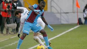 Gençlerbirliği 0-2 Trabzonspor