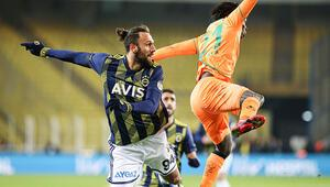 Fenerbahçe 1-1 Alanyaspor | Maçın özeti ve golleri