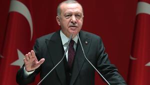 Son dakika haberler: 'Yüzyılın Planı' ile ilgili Cumhurbaşkanı Erdoğan'dan sert sözler