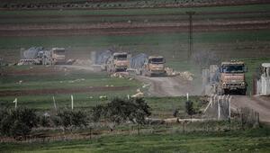 Son dakika haberler... İdlibe komando, ZPT, obüs ve mühimmat sevkıyatı