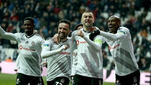 Beşiktaşın 5 haftası zorlu geçecek