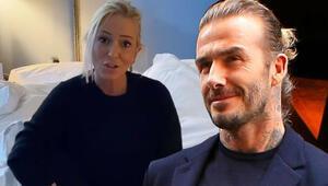 Saba Tümerden David Beckham esprisi