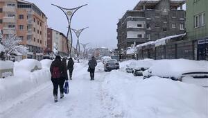 Bitliste okullara kar tatili