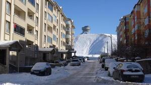 Doğu Anadoluda kar yağışı bitti, Sibirya soğukları başladı