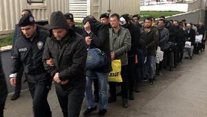 Adana'da ihale yolsuzluğu operasyonunda 64 tutuklama