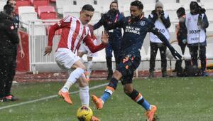 Son dakika | Sivasta zirve maçından beraberlik çıktı