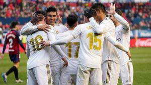 Osasuna 1-4 Real Madrid