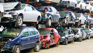 Hurda araçlar 14 milyon TL kazandırdı