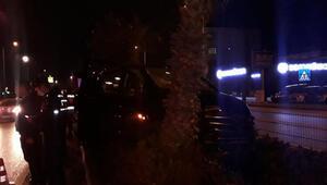 AK Partili Mehmet Özhaseki, Menderes Türel ve Yusuf Ziya Yılmaz kazada yaralandı