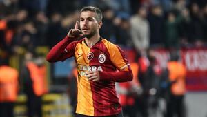 Galatasarayda Adem Büyükten çarpıcı sözler: Kupa kaldırmaya geldim