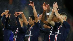 PSG 4-2 Lyon