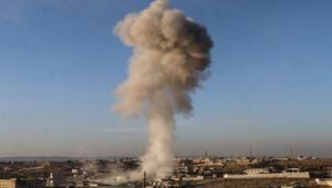 Esad rejimi Halep'i vurdu: 17 ölü