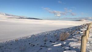 Doğu buz kesti: Göle -40ı gördü