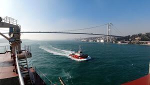Onlar dünyanın en zorlu su yolu İstanbul Boğazının kahramanları