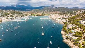 Mallorca'nın cazibe merkezi Port D'andratx