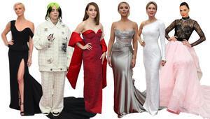 Oscar Ödülleri Kırmızı Halı: Kim Ne Giydi