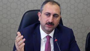 Adalet Bakanı Gülden yargı reformu açıklaması