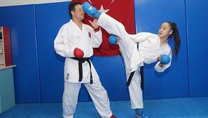 Milli karatecilerden 15 madalya