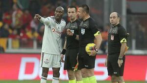 IFABdan Göztepe - Beşiktaş maçıyla ilgili TFFye kural hatası yanıtı