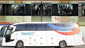 İstanbulda ulaşımda yeni zamlar Ada vapuru, Marmaray ve Havaist…