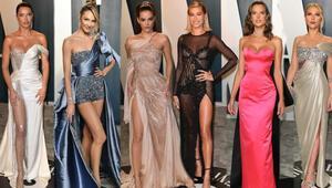 2020 Oscar Partisinin En Şık Elbiseleri
