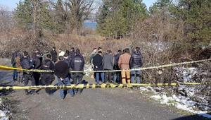 Sapanca'da ormanlık alanda ceset bulundu
