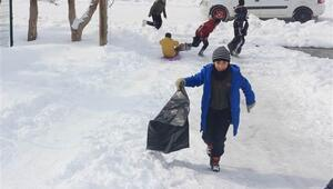 Siirtin Eruh ilçesinde okullara kar tatili