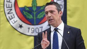 Fenerbahçe Kulübü Başkanı Ali Koçun basın açıklaması ertelendi