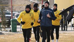 BtcTurk Yeni Malatyaspor, Galatasaray maçının hazırlıklarına başladı
