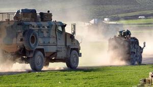 Son dakika haberleri: Hatay sınırında askeri hareketlilik