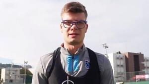 Trabzonsporlu oyuncular Epilepsi İçin Bak kampanyası destek oldu