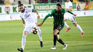 Akhisarspor 2-2 Ekol Göz Menemenspor